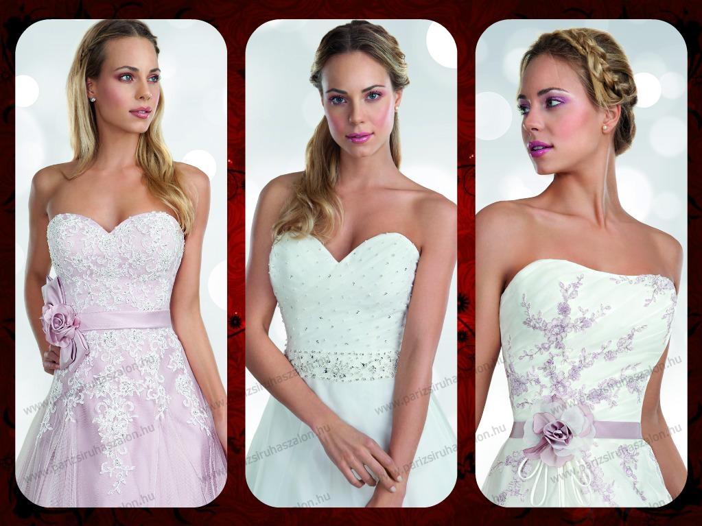 e1b2076591 Menyasszonyi rövid és hosszú ruhák. | Olasz esküvői és alkalmi ...