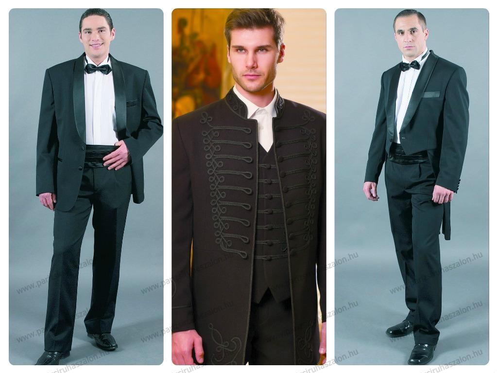 fbfa96c207 Már kölcsönzött öltöny, szmoking, bocskai, frakk kiárusítás! | Olasz ...