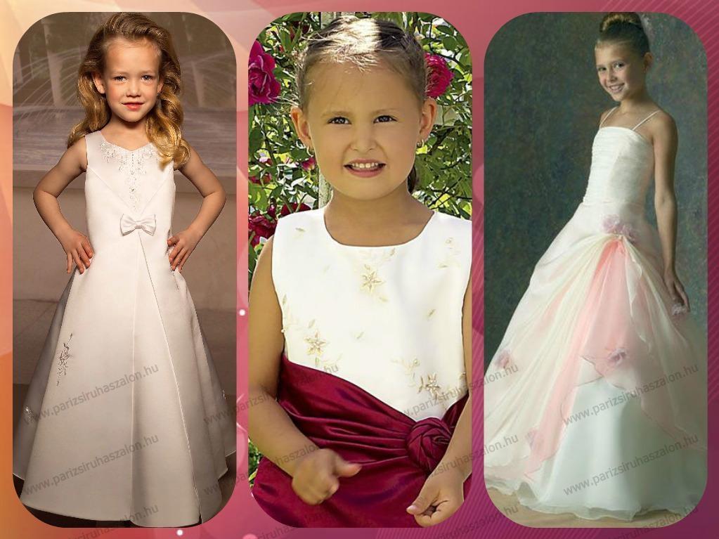 1f5d540529 Koszorúslány ruhák -10%-30% végkiárusítása! | Olasz esküvői és ...