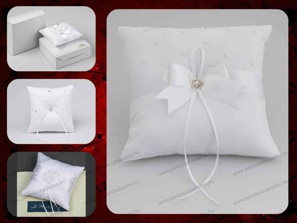 5398b5f48d Gyűrűpárna, piperetáska fehér vagy ekrü. | Olasz esküvői és alkalmi ...