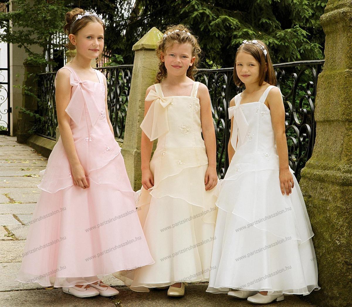 dc1d04ea56 Koszorúslány ruha 110 cm EMMERLING 91311   Koszorúslány és alkalmi ruhák  Emmerling. (cikkszám: EMMERLING 359)