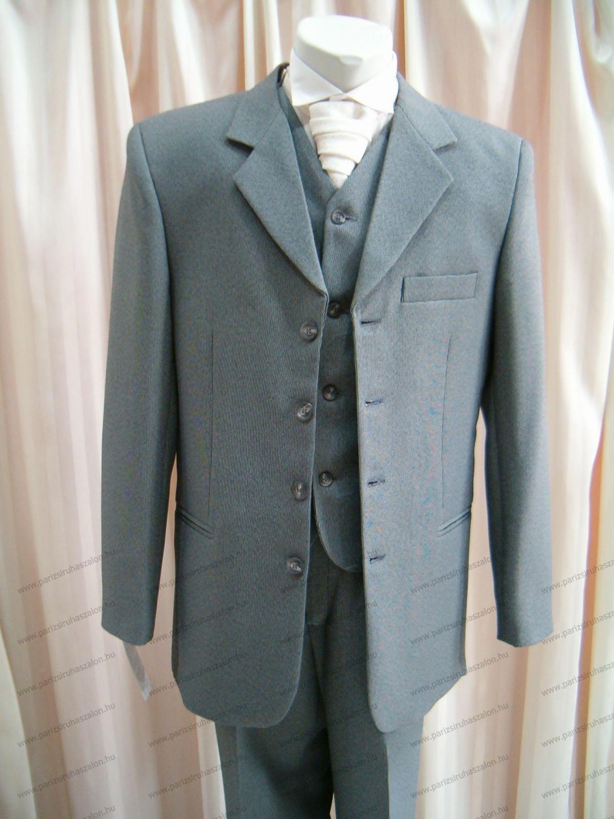 193dcc7b99 44-es méretű Akciós öltöny 12 | Öltöny Akció. 9 900 Ft-14 900 Ft.  (cikkszám: 44-es Akciós öltöny 12)