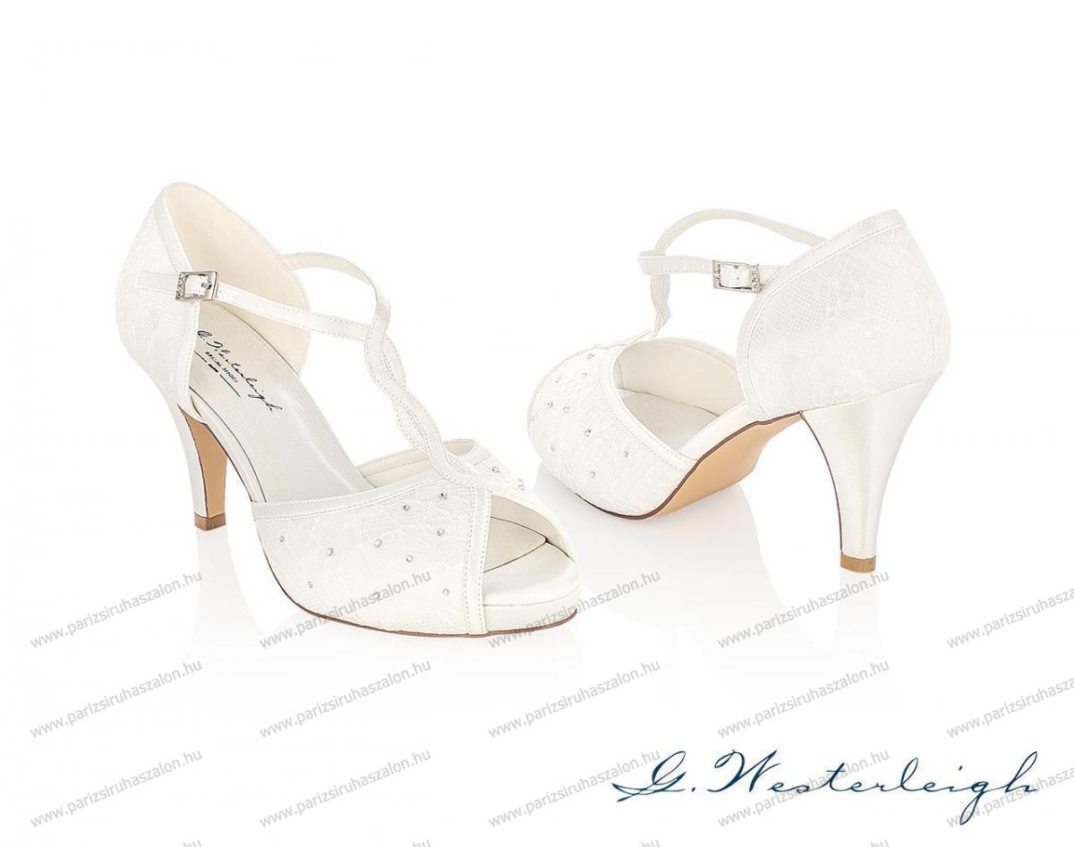 b593778e3f BETTY MENYASSZONYI CIPŐ   Szatén menyasszonyi cipő. (cikkszám: BETTY MENYASSZONYI  CIPŐ)