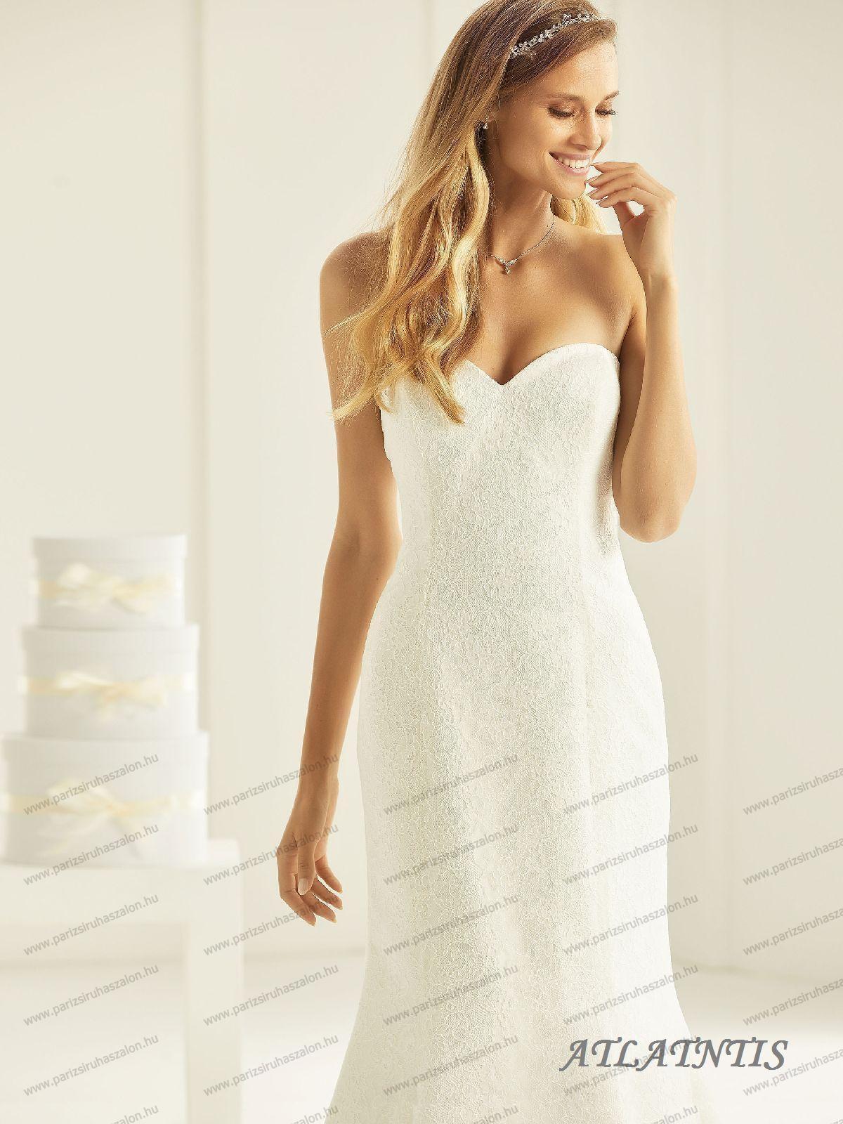 ATLANTIS menyasszonyi ruha  0b207e6d0f