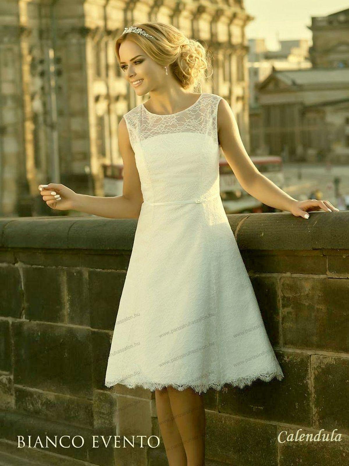 Calendula rövid esküvői ruha 24  3211206051