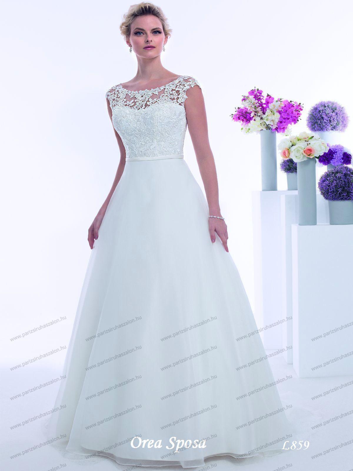 716606d622 Orea Sposa L859 menyasszonyi ruha | OREA SPOSA amerikai esküvői ruhák.  (cikkszám: 69)