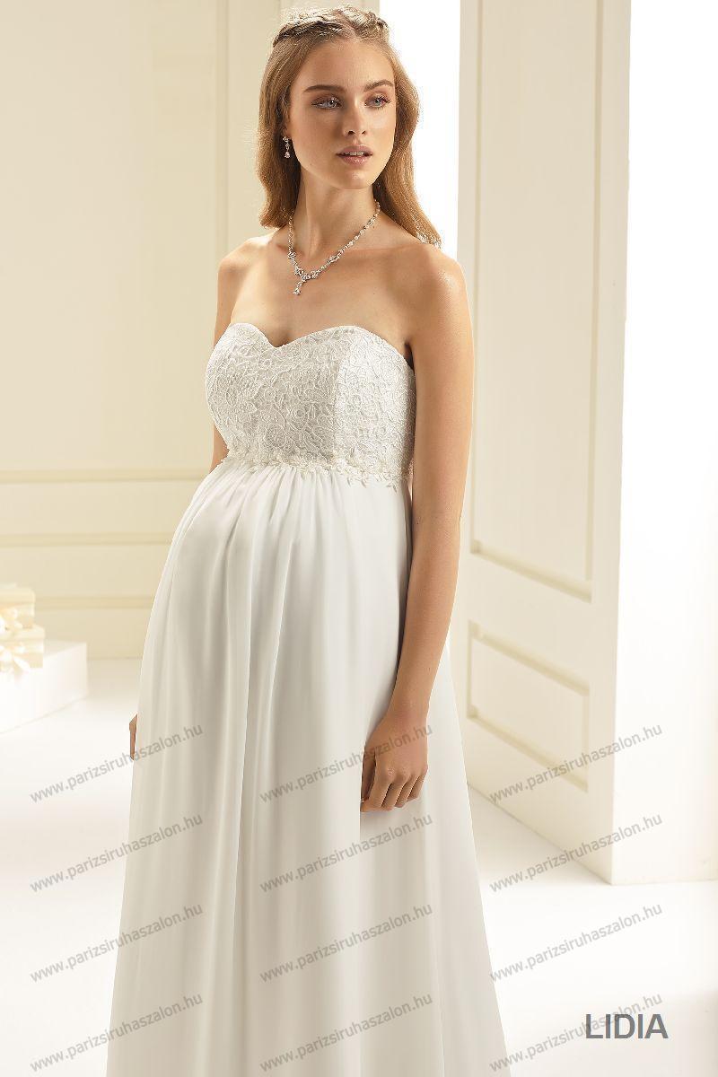 Lidia menyasszonyi ruha  9eef0cc657