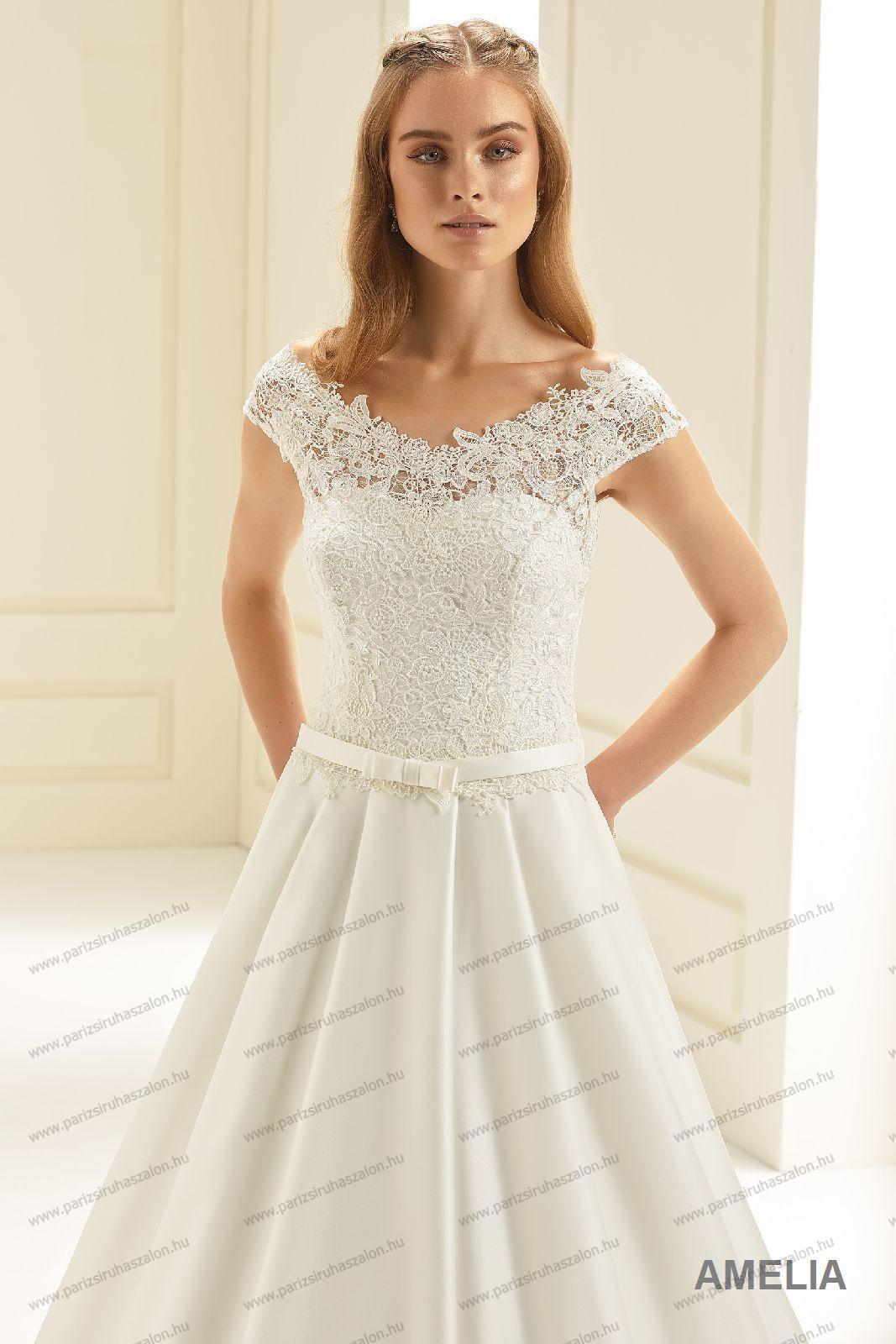 Amelia menyasszonyi ruha  691defab08