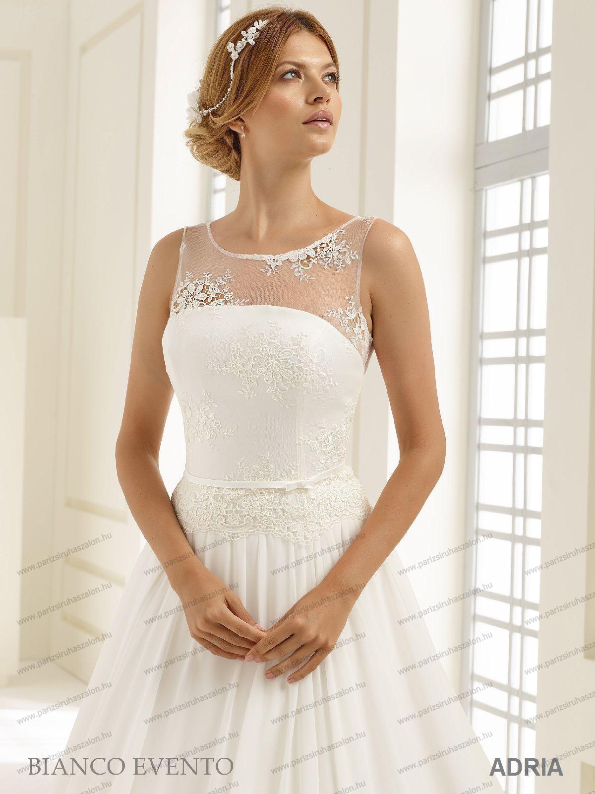 Adria menyasszonyi ruha  e76183a635