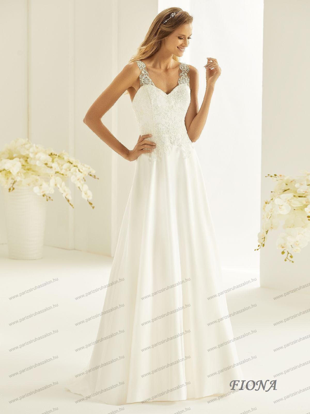 4e9236a18b FIONA menyasszonyi ruha | BIANCO EVENTO német hosszú, és rövid menyasszonyi  ruhák. (cikkszám: FIONA menyasszonyi ruha)