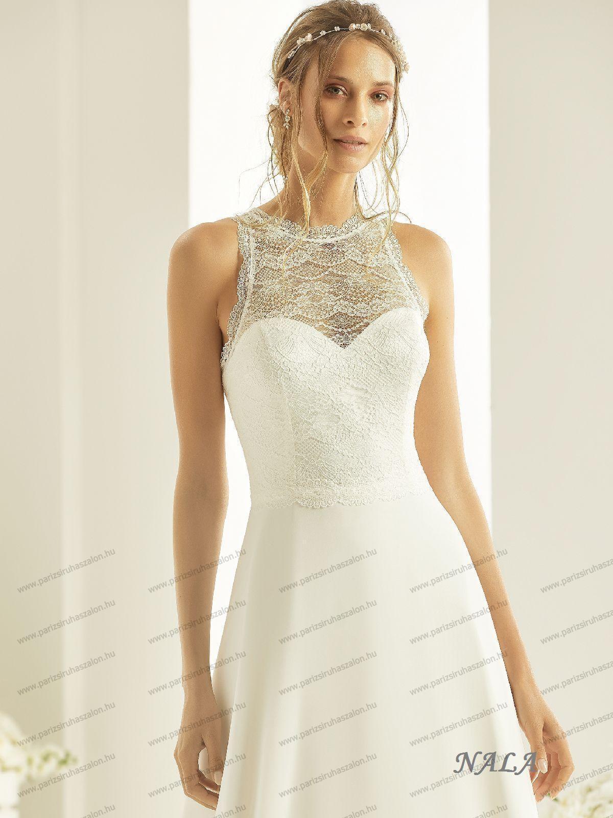 NALA menyasszonyi ruha  b6b73ec932