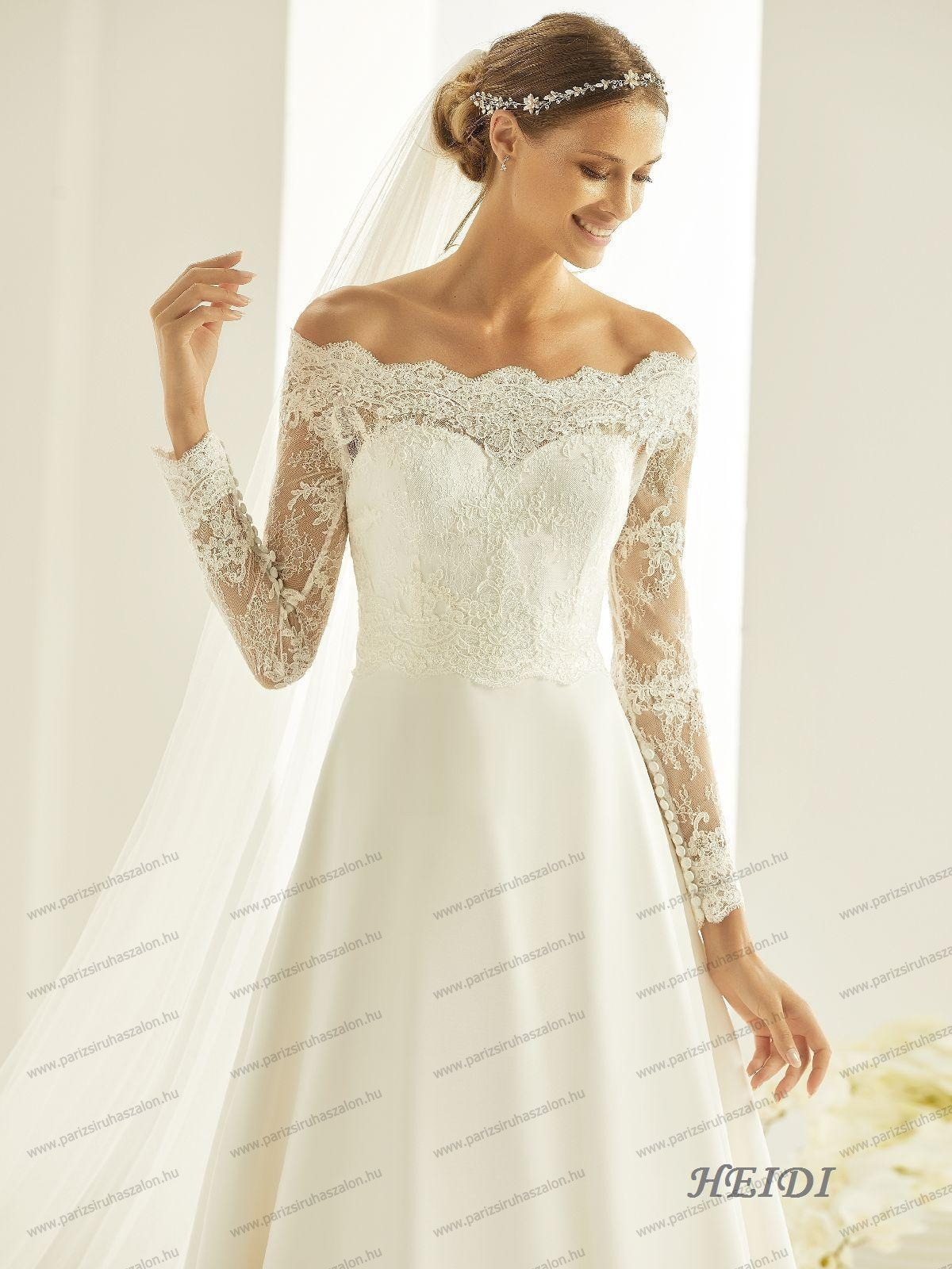 HEIDI menyasszonyi ruha  53ccf6d0e9