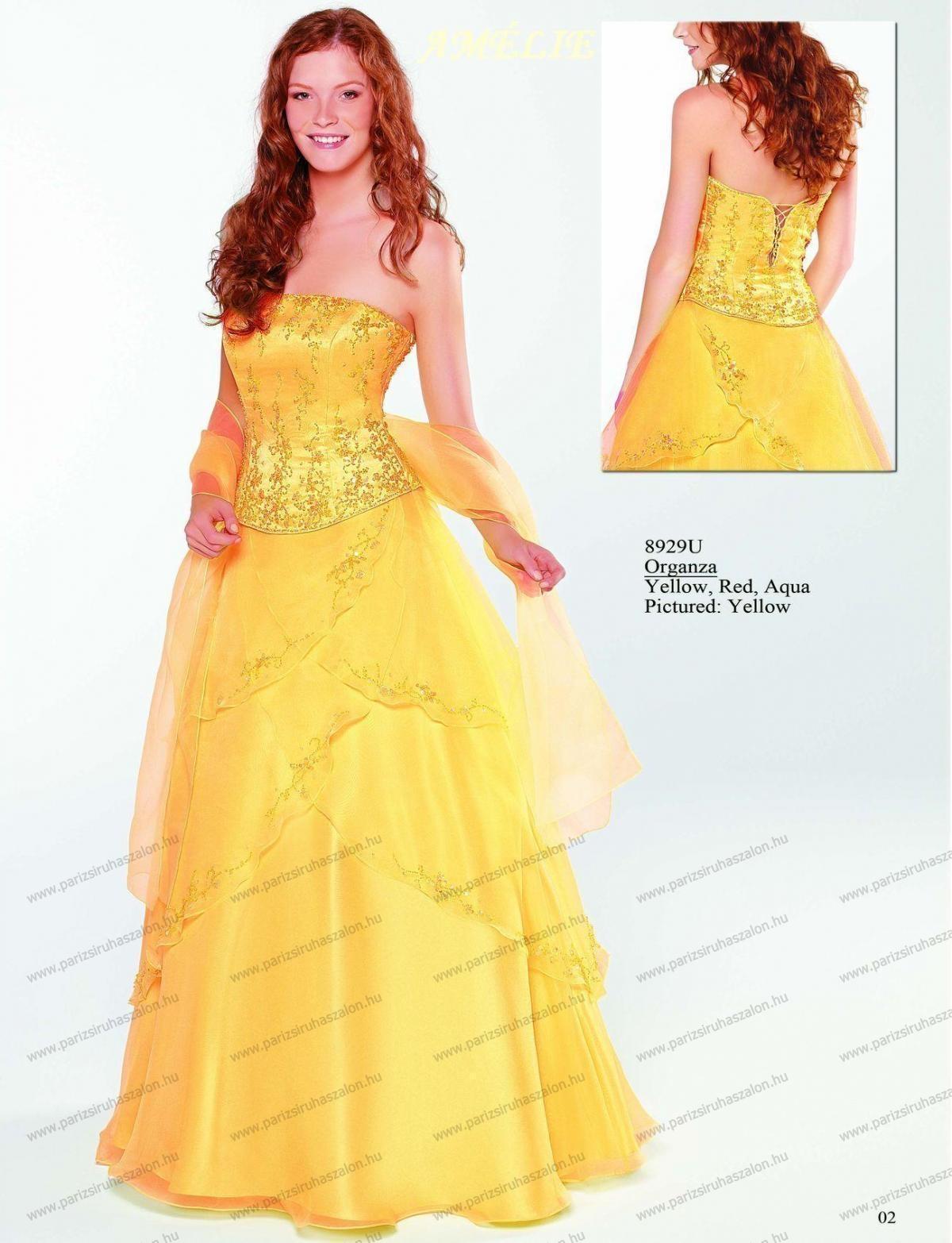 40-es színes MENYASSZONYI ruha 378  13017f9322