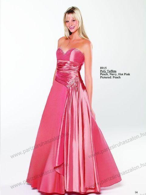 40-es színes MENYASSZONYI ruha 376  3a1b3b568b
