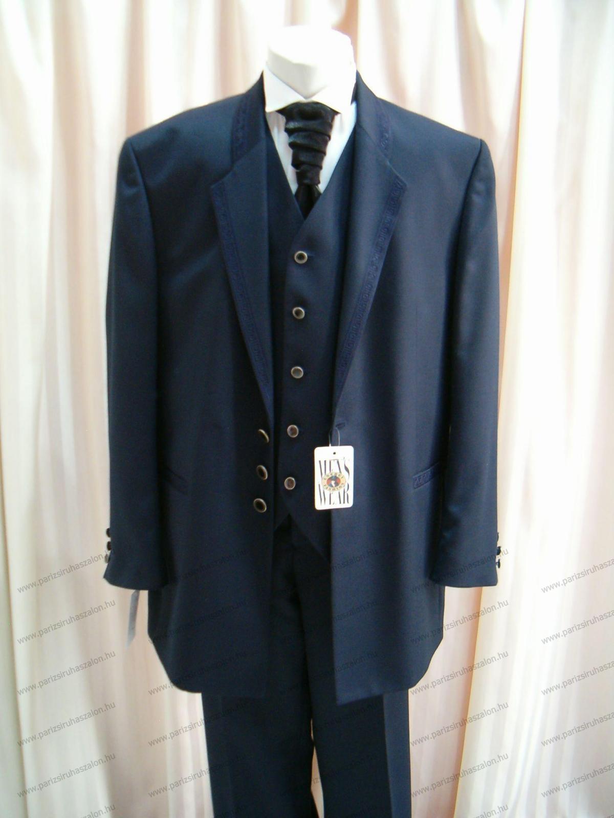 b814866a05 52-es méretű Akciós öltöny K30 | ÖLTÖNY 50% VÉGKIÁRUSÍTÁS. (cikkszám: k30)