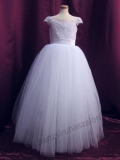 db0c830da3 Elsőáldozó és alkalmi ruhák fehér színben. | Olasz esküvői és ...